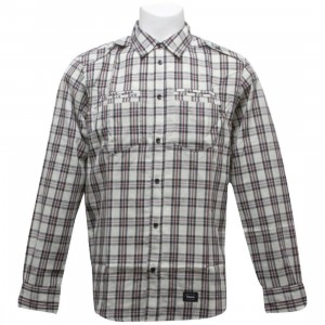 Orisue Charleston Long Sleeve Woven Shirt (white)
