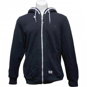 Orisue Nesterfield Zip Up Hoody (navy)