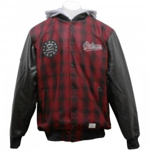 Orisue Murray Jacket (red)