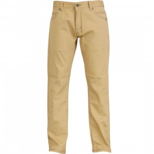 Orisue Camden Classic Fit Denim Jean (tan)