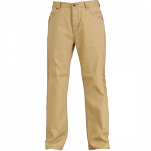 Orisue Camden Relax Fit Denim Jean (tan)