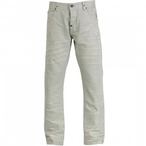Orisue Toshi Classic Fit Denim Jean (grey wash)