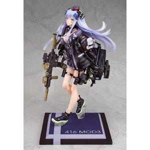 PREORDER - Phat! Company Girls' Frontline 416 MOD3 Heavy Damage Ver. Figure (purple)