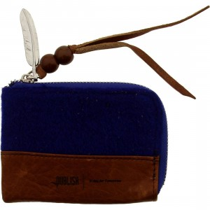 Publish Kardell Wallet (blue / brown)