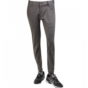 Publish Tahoma Two Tone Stretch Twill Jogger Pants (gray / charcoal)