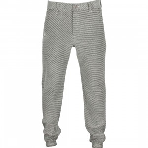 Publish Delevan Unique Knit Jogger Pants (gray / light gray)