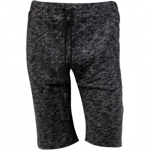 Publish Chase French Terry Slouch Shorts (black)
