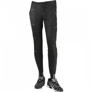 Publish Locust Transformed Squared 3M Print Jogger Pants (black)
