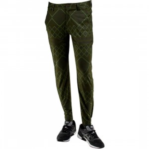 Publish Pitkin Navajo Inspired Print Jogger Pants (olive)