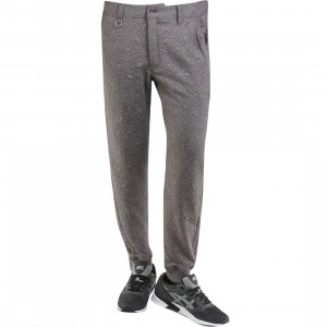 Publish Anto Quilted Bounded Jogger Pants (gray / charcoal)