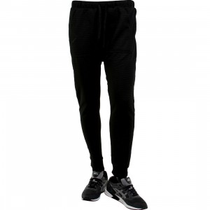 Publish Ricko Kangaroo Pockets Jogger Pants (black)