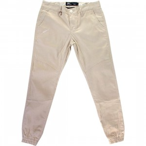 Publish Women Lexie Signature Over Dyed Twill Jogger Pants (tan)