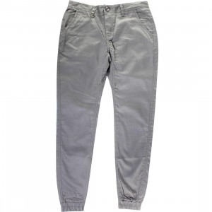 Publish Women Hanna Stretch Twill Jogger Pants (gray)
