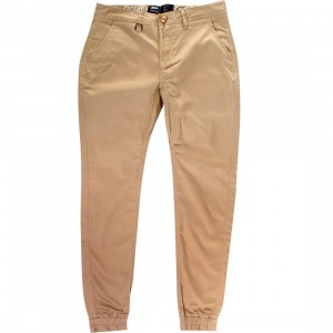 Publish Women Hanna Stretch Twill Jogger Pants (tan)