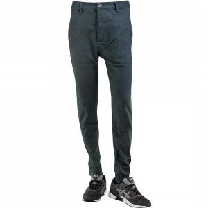 Publish Dextor Brushed Two Tone Twill Jogger Pants (blue / ocean)