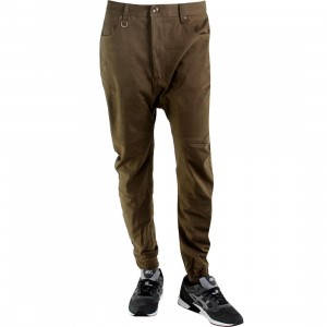 Publish Newton Twill Pants (olive)