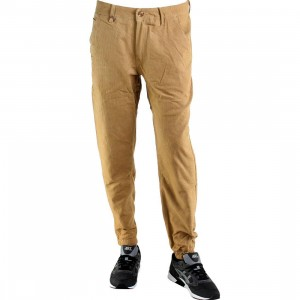 Publish Antonello Twill Jogger Pants (khaki)