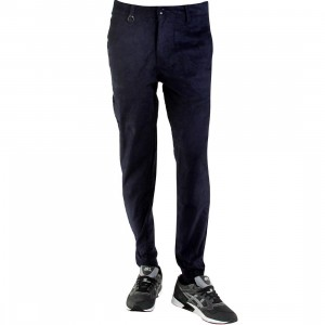 Publish Antonello Twill Jogger Pants (navy)