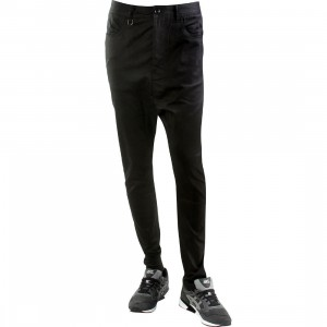Publish Tosh Drop Stack Pants (black)