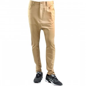 Publish Tosh Drop Stack Pants (khaki)