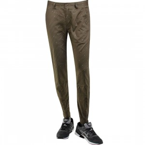 Publish Floyd 3M Gradient Squares Jogger Pants (olive)