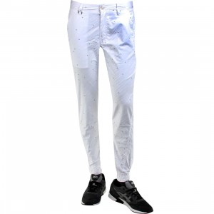 Publish Floyd 3M Gradient Squares Jogger Pants (white)