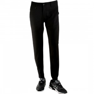 Publish Gelston Twill Jogger Pants (black)
