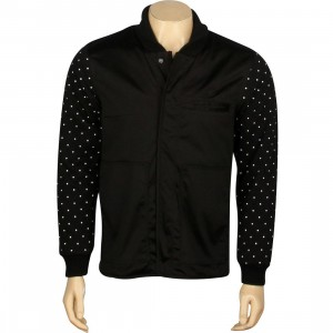 Publish Bandit coach Style Polka Stars Jacket (black)
