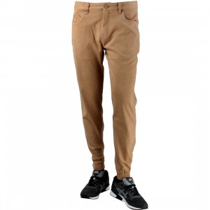 Publish Parkin Jogger Pants (brown / khaki)