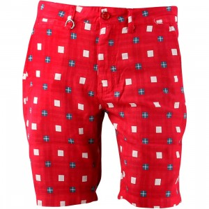Publish Jagger Shorts (red)