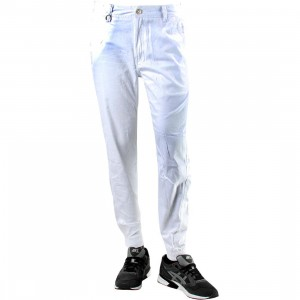 Publish Nato 3M Polka-Dota Printed Jogger Pants (white)