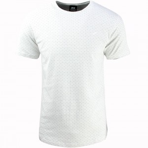 Publish Weston Knit Tee (white)