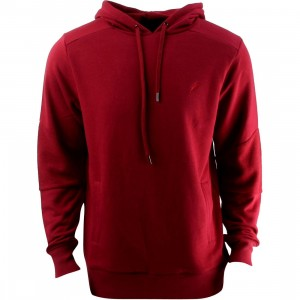 Publish Frost Hoody (burgundy / maroon)
