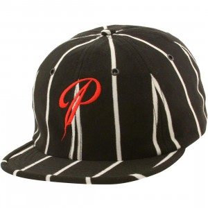 Publish Branley 6 Panel Cap (black)