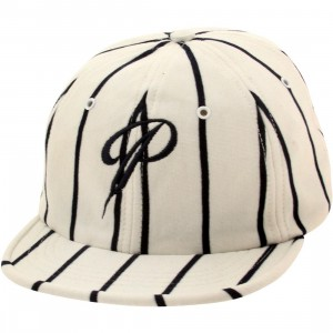 Publish Branley 6 Panel Cap (white)