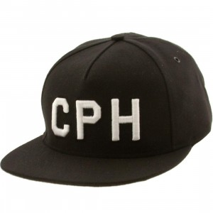 Publish Copenhagen 5 Panel Cap (black)