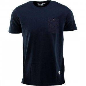 Penfield Roseland Pocket Tee (navy)