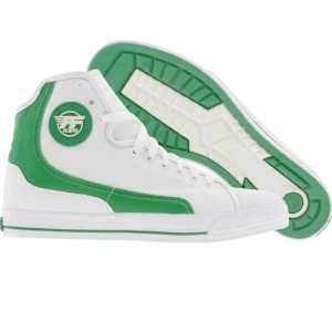 PF Flyers Glide Core Reissue (white / green)