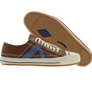 PF Flyers N5 Canvas (brown / white)