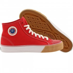 PF Flyers Men Center High (red)