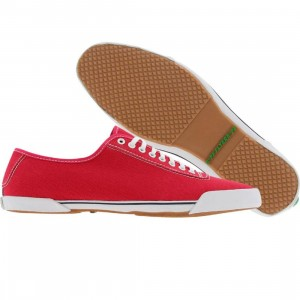 PF Flyers Womens Pintail (red)