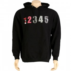 Playing For Keeps Jordan 1-5 Hoody (black)