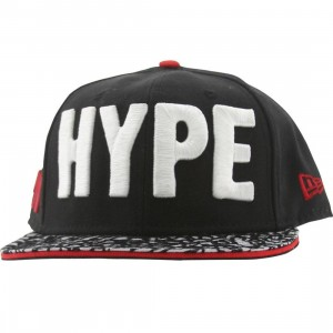 Playing For Keeps Hype Kills New Era Fitted Cap (black)