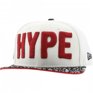 Playing For Keeps Hype Kills New Era Fitted Cap (white)