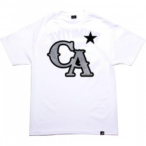 Primitive CA Greats Tee (white)