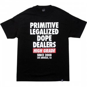 Primitive Dealers Tee (black)