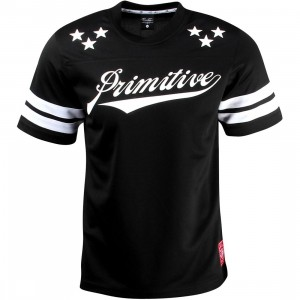 Primitive All Star Soccer Shirt (black)