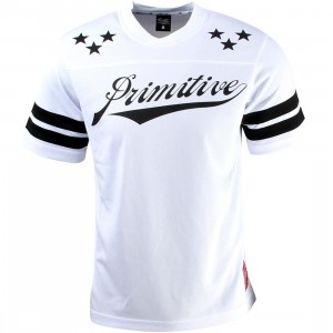 Primitive All Star Soccer Shirt (white)