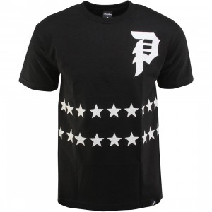 Primitive Salute Tee (black)