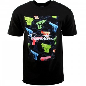 Primitive Soaked Tee (black)